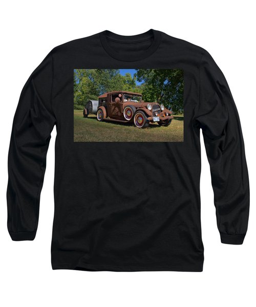 1928 Oldsmobile Camper Special Long Sleeve T-Shirt