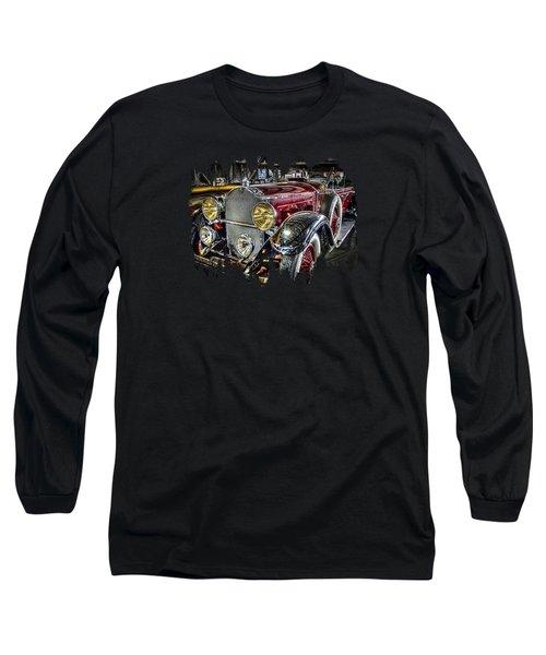 1929 Packard Phaeton Long Sleeve T-Shirt