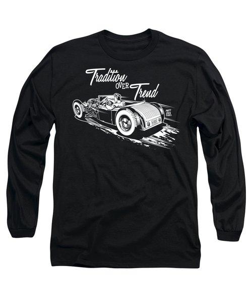 1929 Roadster Design Long Sleeve T-Shirt