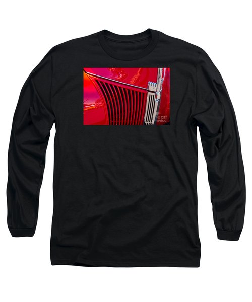 1940 Ford Pickup Grill Long Sleeve T-Shirt