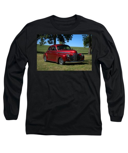 1941 Chevrolet Custom Street Rod Long Sleeve T-Shirt
