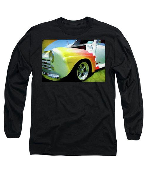 1947 Ford Coupe Long Sleeve T-Shirt