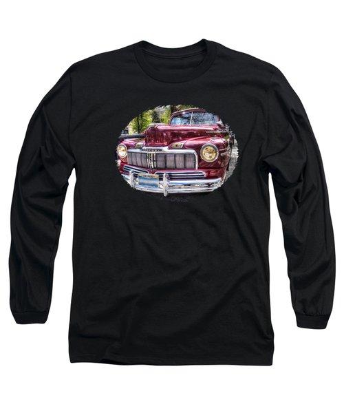 1948 Mercury Convertible Long Sleeve T-Shirt