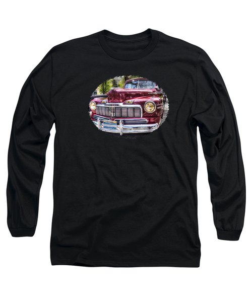 1948 Mercury Convertible Long Sleeve T-Shirt