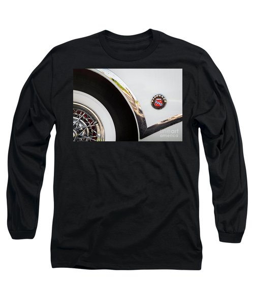 Long Sleeve T-Shirt featuring the photograph 1953 Buick Abstract 2 by Dennis Hedberg