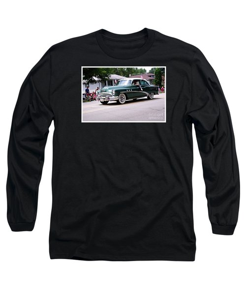 1953 Buick Special Long Sleeve T-Shirt