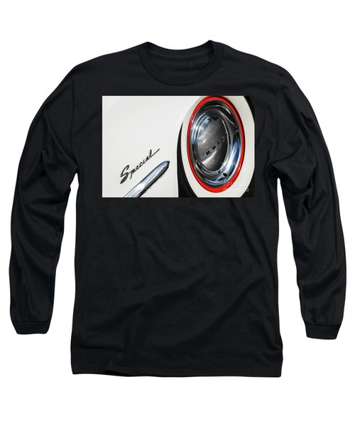 Long Sleeve T-Shirt featuring the photograph 1953 Special by Dennis Hedberg