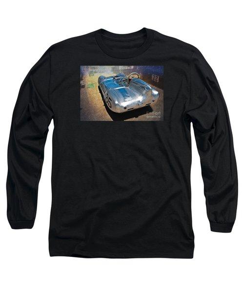 1957 Lotus Eleven Le Mans Long Sleeve T-Shirt