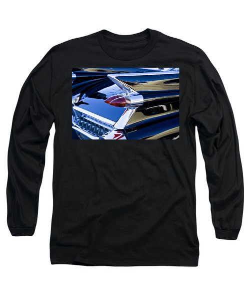 1959 Cadillac Coupe Deville  Long Sleeve T-Shirt