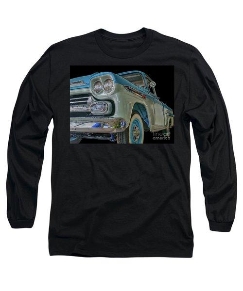 1959 Chevrolet Apache Long Sleeve T-Shirt
