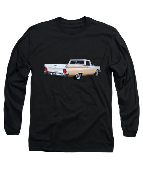 1959 Ford Ranchero 1st Generation Long Sleeve T-Shirt