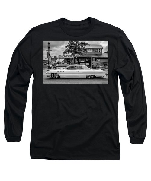 1962 Buick Long Sleeve T-Shirt by Ken Morris