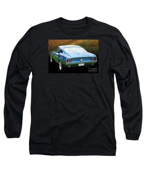 1967 Mustang Long Sleeve T-Shirt