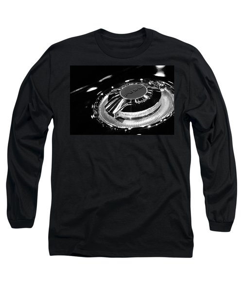 1968 Dodge Charger Fuel Cap Long Sleeve T-Shirt by Gordon Dean II