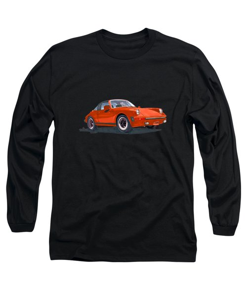 Porsche 911 Targa Terific Long Sleeve T-Shirt