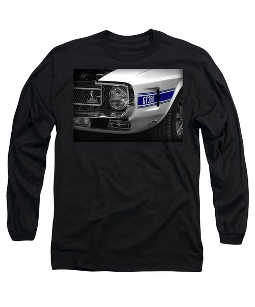 1969 Ford Mustang Shelby Gt350 1970 Long Sleeve T-Shirt