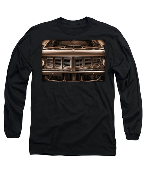 1971 Plymouth 'cuda 440 Long Sleeve T-Shirt