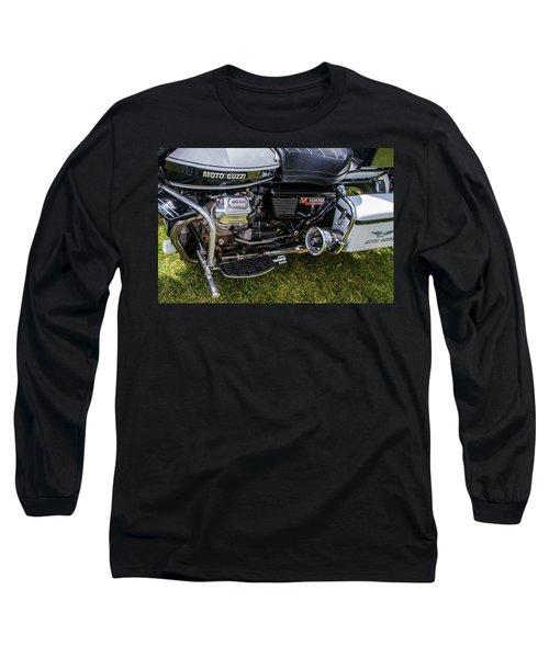 1976 Motto Guzzi V1000 Convert Long Sleeve T-Shirt