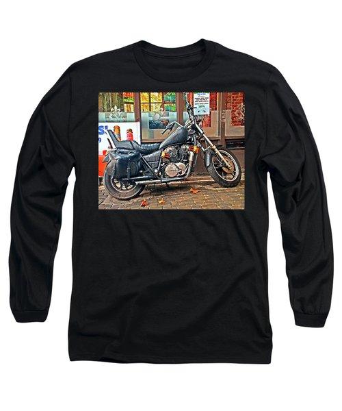 1983 Vt750 C Honda Shadow Long Sleeve T-Shirt