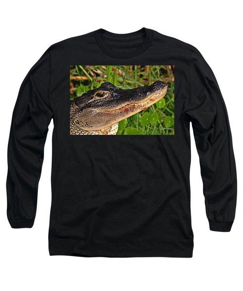 American Alligator Long Sleeve T-Shirt