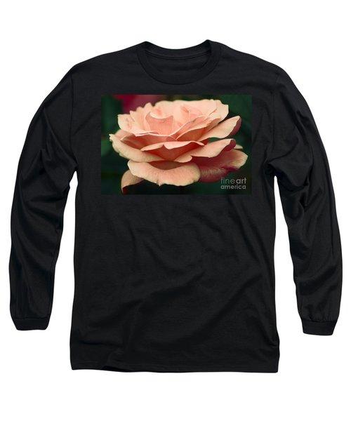 Antique Rose Long Sleeve T-Shirt