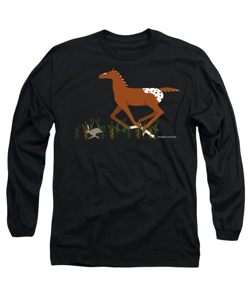Appy Foal Long Sleeve T-Shirt