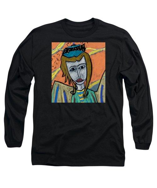 Archangel Uriel Long Sleeve T-Shirt