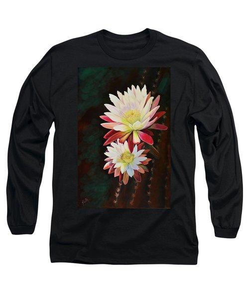 Cereus Business Long Sleeve T-Shirt