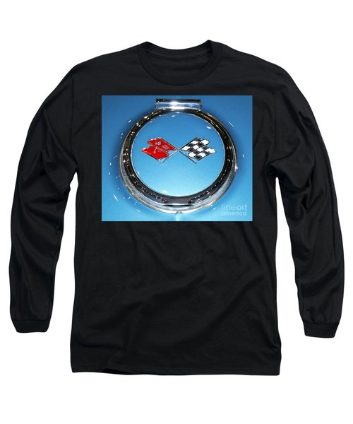 Chevy Corvette Long Sleeve T-Shirt