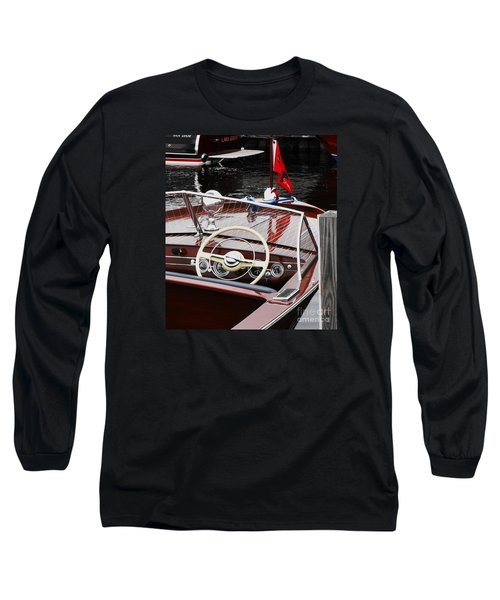 Chris Craft Utility Long Sleeve T-Shirt
