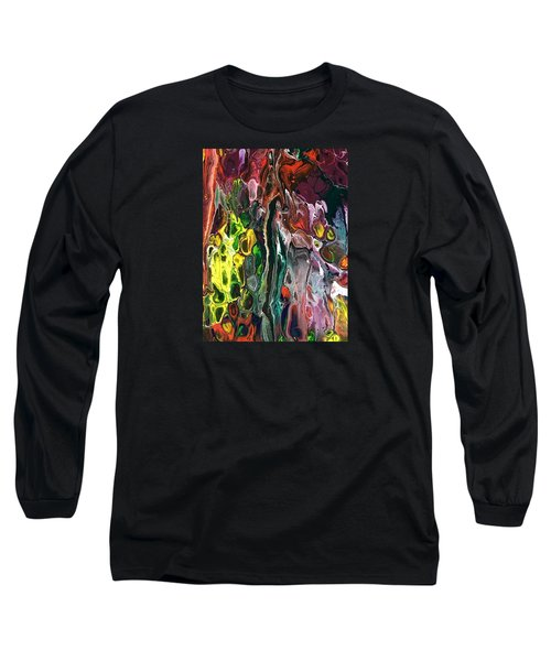Detail Of Auto Body Paint Technician 3 Long Sleeve T-Shirt