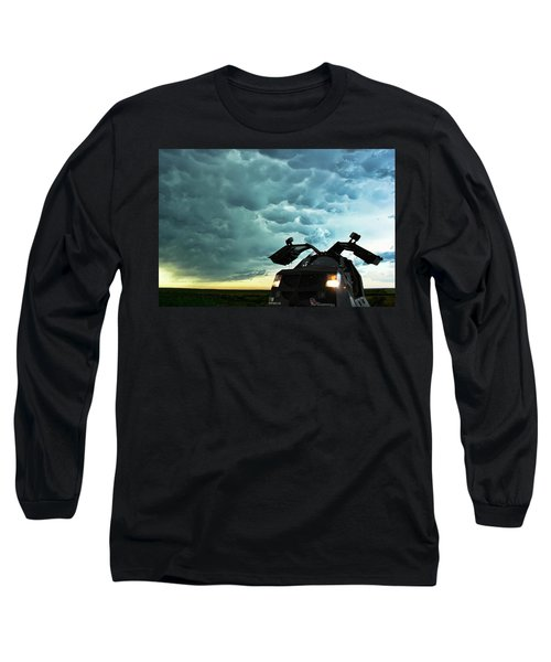 Dominating The Storm Long Sleeve T-Shirt