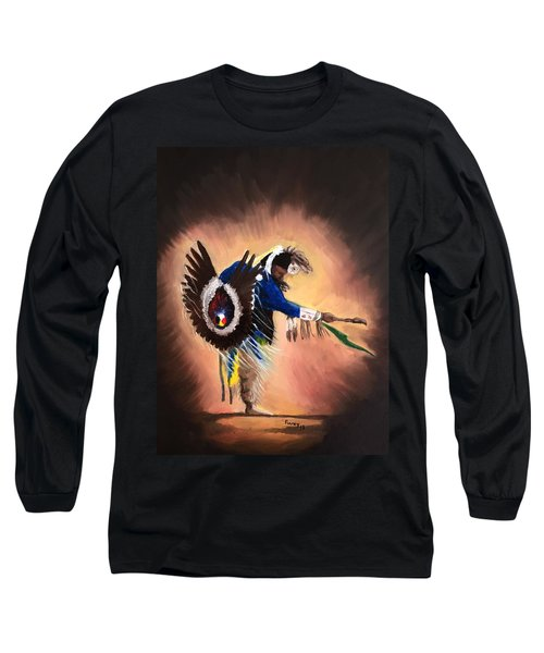 Everybody Dance #1 Long Sleeve T-Shirt