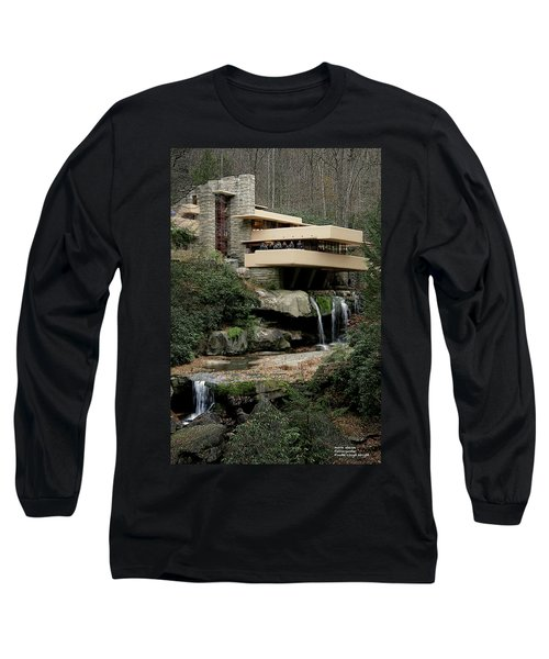 Fallingwater Long Sleeve T-Shirt