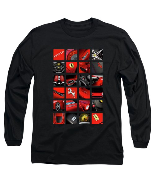 ferrari 458 Italia Long Sleeve T-Shirt