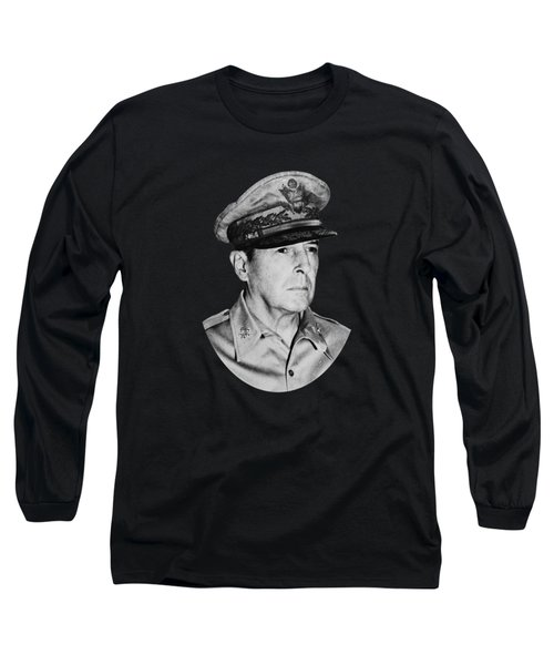 General Macarthur Long Sleeve T-Shirt