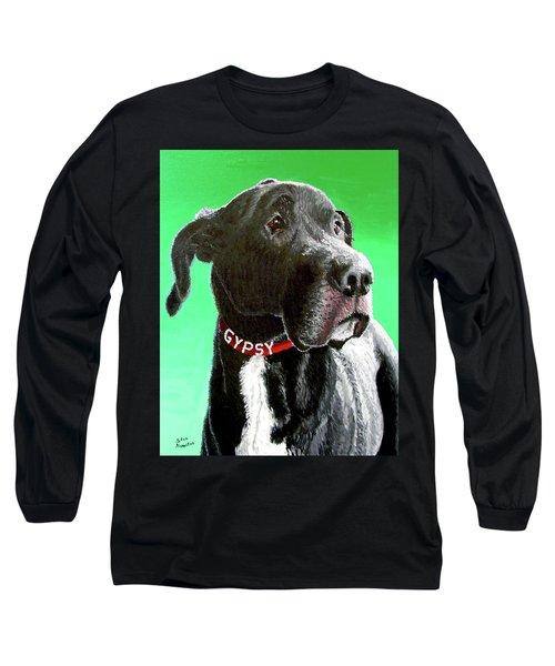Gypsy Long Sleeve T-Shirt by Stan Hamilton