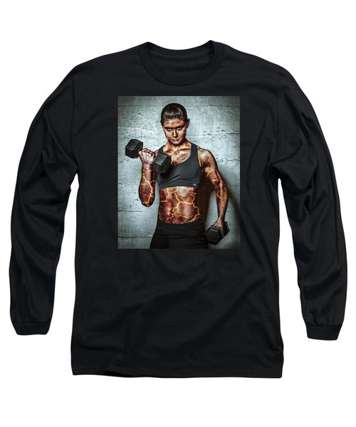 Isometrics  Long Sleeve T-Shirt