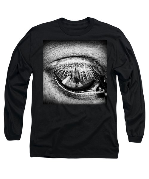 Just A Reflection  Long Sleeve T-Shirt