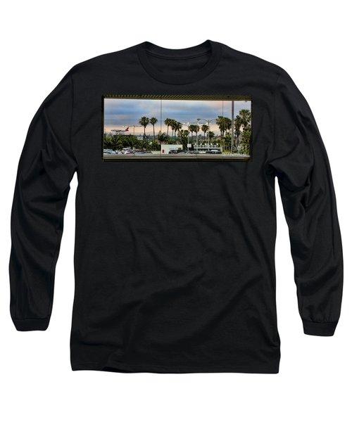 Lax Airport  Long Sleeve T-Shirt