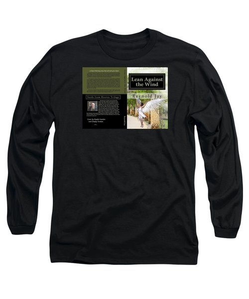 Lean Against The Wind Long Sleeve T-Shirt