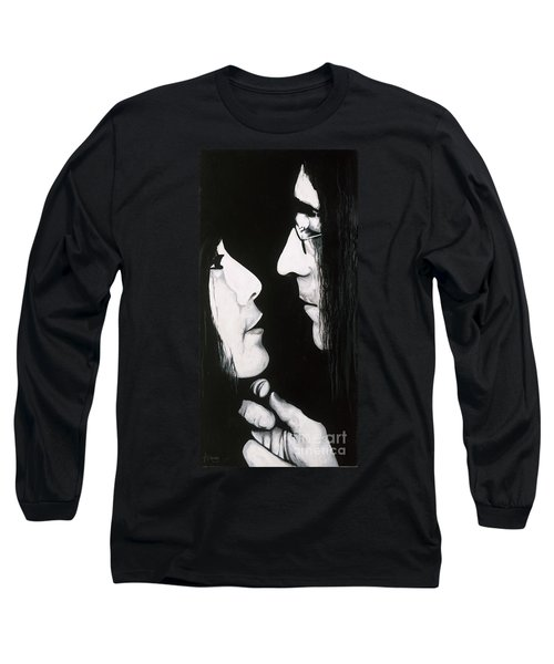 Lennon And Yoko Long Sleeve T-Shirt