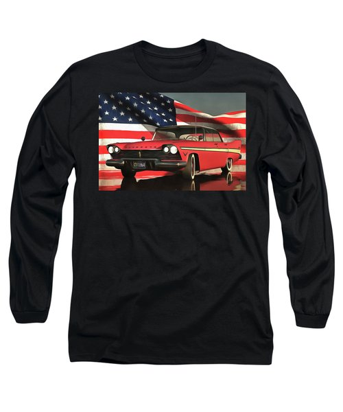 Old-timer Plymouth Long Sleeve T-Shirt