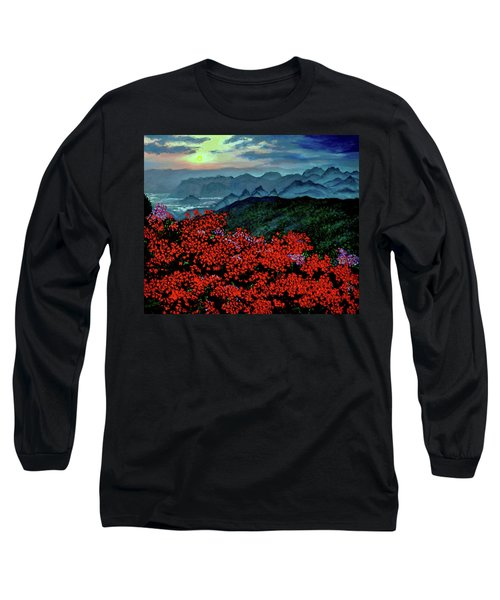 Paradise Long Sleeve T-Shirt by Stan Hamilton