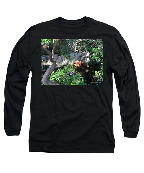 Peace And Serenity Long Sleeve T-Shirt