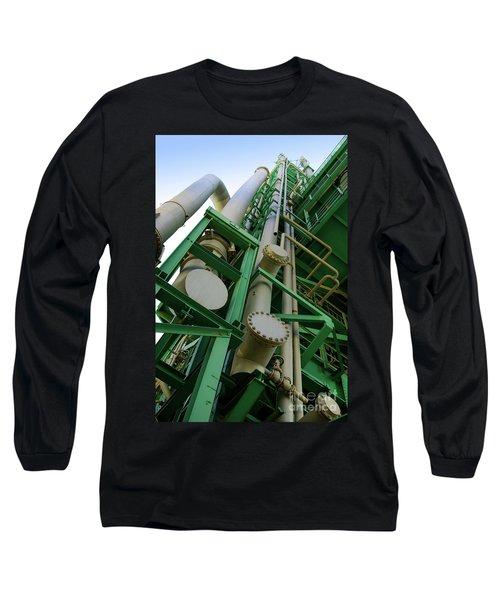 Refinery Detail Long Sleeve T-Shirt