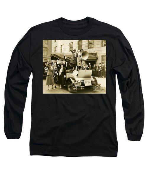 Repeal The 18th Amendment Long Sleeve T-Shirt