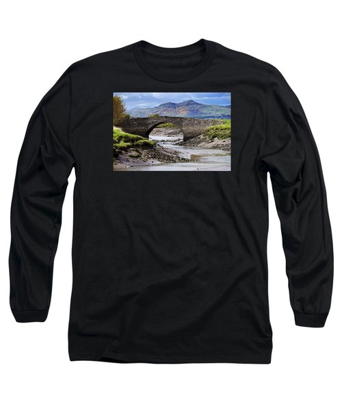Long Sleeve T-Shirt featuring the photograph Scottish Scenery by Jeremy Lavender Photography