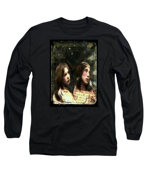 Two Sisters Long Sleeve T-Shirt