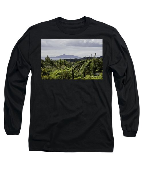 Somewhere Around Whangarei, New Zealand Long Sleeve T-Shirt